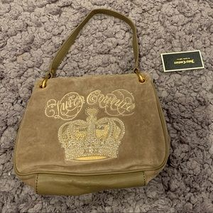 Vintage Juicy Couture Soft Tote Bag